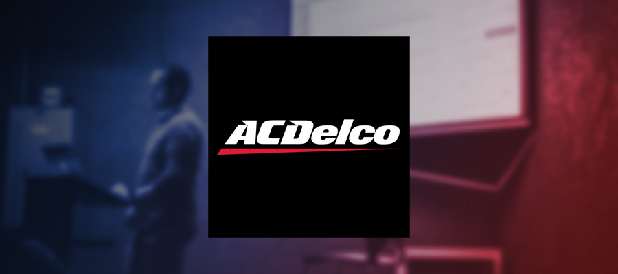 ACDelco Instructor Led Training