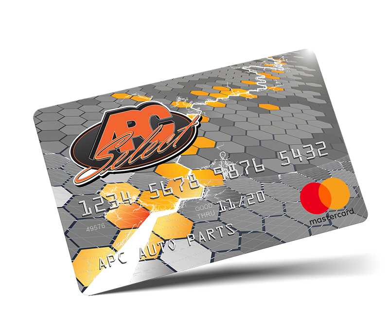 APC Select Credit Card