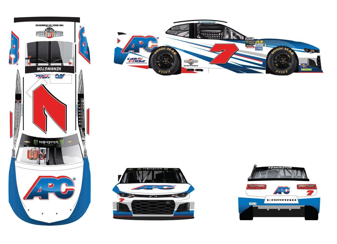 APC Series in NASCAR